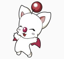 Final Fantasy - Moogle Kids Tee