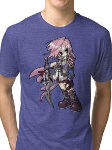 Final Fantasy XIII - Lightning Tri-blend T-Shirt