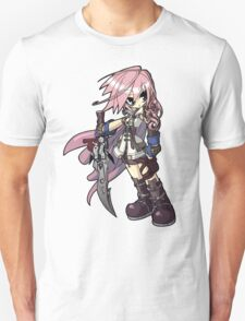 Final Fantasy XIII - Lightning T-Shirt