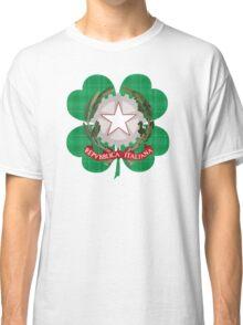 Irish Polish Family Heritage  Classic T-Shirt