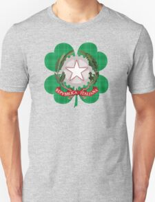 Irish Polish Family Heritage  T-Shirt
