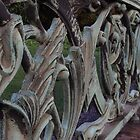 Grace Cathedral Railing- SFO by David Mellor