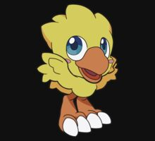 Final Fantasy - Chocobo Kids Clothes