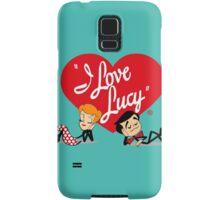 I love Lucy Samsung Galaxy Case/Skin