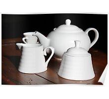 Pot of Tea Poster