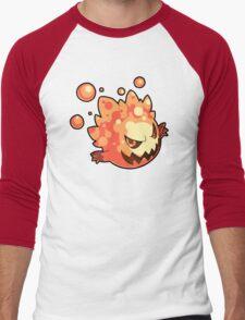 Final Fantasy - Bomb Men's Baseball ¾ T-Shirt