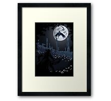 Tonight Gehrman joins the hunt. Framed Print
