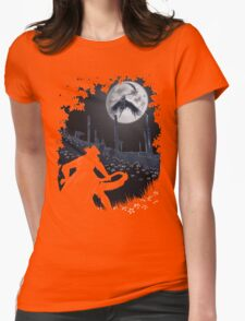 Tonight Gehrman joins the hunt. Womens Fitted T-Shirt