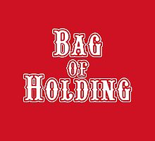 Bag of Holding-Red Box by Padgett
