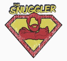 The Snuggler Version 2 (Vintage) by tshirtsrus