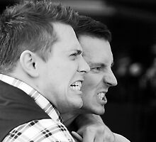 The Miz & Rove by Sandy Taylor