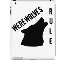 Werewolves iPad Case/Skin
