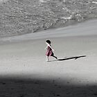 Afternoon Sand Shadows by Rosalie  Street