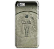 Angel With a Dirty Face iPhone Case/Skin