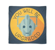 Doctor Who Cybermen You Will Be Upgraded Scarf