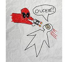 Deadpool's Doodle by Guffrey