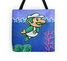 Luigi Swimmin' Tote Bag