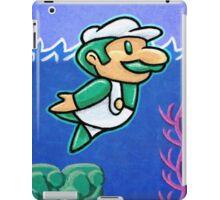 Luigi Swimmin' iPad Case/Skin