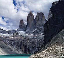 TORRES DEL PAINE by RAFAROMAN