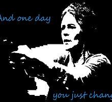 Carol Peletier, The Walking Dead, The Grove by champagneNstars