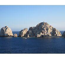 Land's End, Cabo San Lucas, Mexico Photographic Print