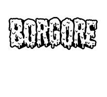 BORGORE LOGO by Eduardo Suñer