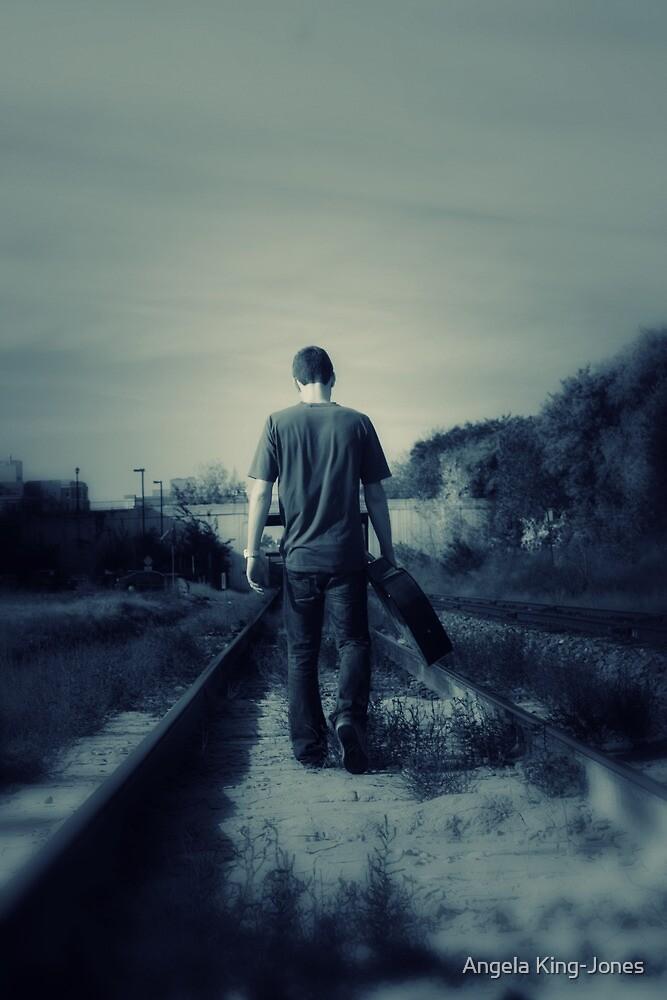 Walk away by Angela King-Jones