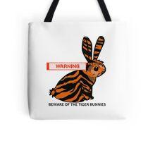 Tiger Bunny Tote Bag