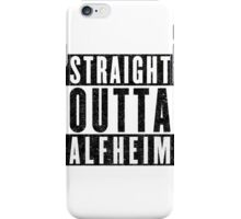 ALO Gamer with Attitude iPhone Case/Skin