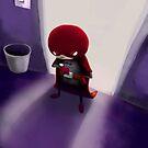 Mini Hero by Michael Bombon