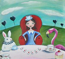 Tea and patience by shelley mcdonald