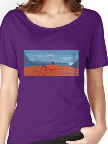 Barnesmore Gap, Donegal, Ireland Women's Relaxed Fit T-Shirt