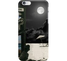 A call for sunny skies iPhone Case/Skin