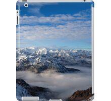 Winter on Kitzsteinhorn 77 iPad Case/Skin