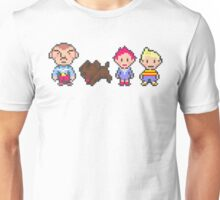 Earthbound Mother 3 Print Unisex T-Shirt