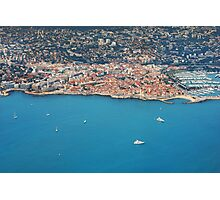 Nice, Cote d'Azur - France Photographic Print