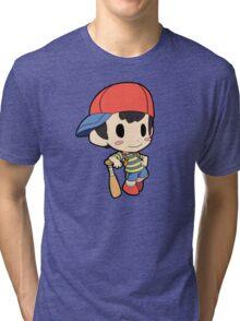 Super Smash Bros. / Earthbound - Ness Tri-blend T-Shirt