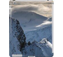 Winter on Kitzsteinhorn 80 iPad Case/Skin