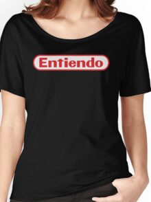 Entiendo Women's Relaxed Fit T-Shirt
