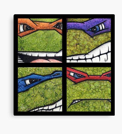 Teenage Mutant Ninja Turtles TMNT Canvas Print