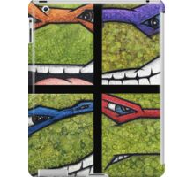 Teenage Mutant Ninja Turtles TMNT iPad Case/Skin