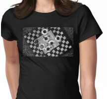 Coffee and Cigarettes Womens Fitted T-Shirt