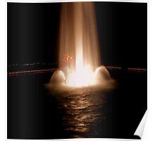 Light through Water Poster