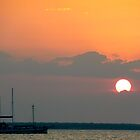 sunset to the north. by SUBI