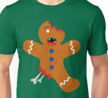 Undead Gingerbread Unisex T-Shirt