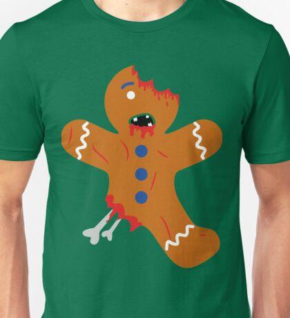 Undead Gingerbread Unisex T-Shirt