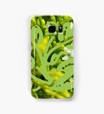 cypress bush Samsung Galaxy Case/Skin