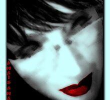 Shadows.. I am what I am... by anaisanais
