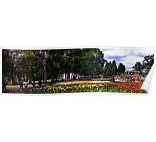 Floriade Gardens Poster