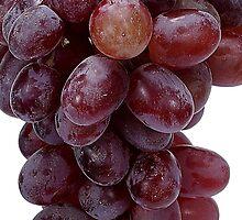 grapes by luigi diamanti